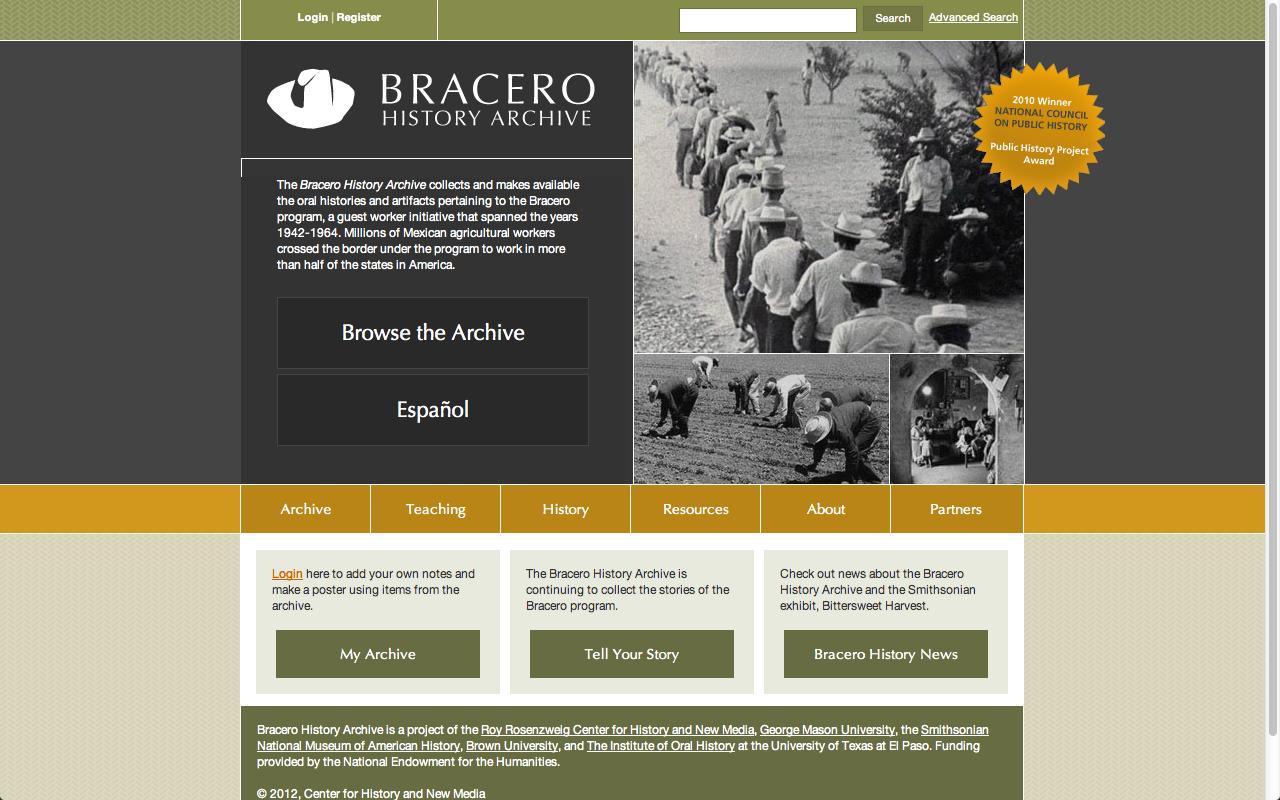Bracero program essay